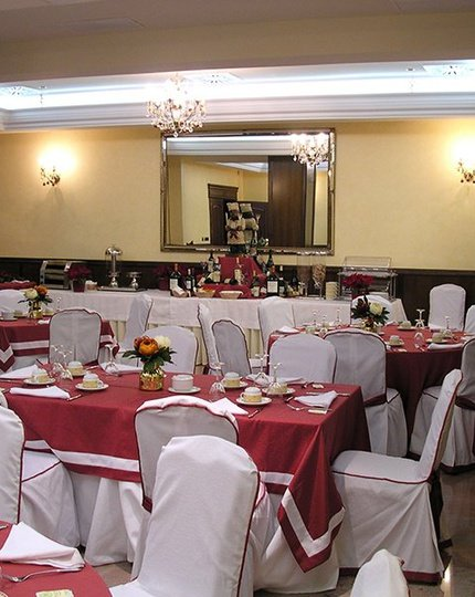 In the Sercotel Santiago you will find excellent facilities for ...
