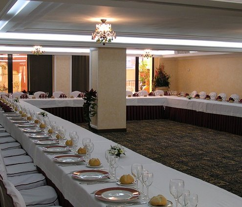 Meeting Rooms - Sercotel Hotel Santiago